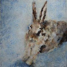 Birds and Beasts | Janet Bradish Studios Owl Bird, Beast, Studios, Flora, Moose Art, Birds, Animals, Animales, Animaux