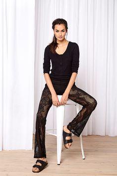 Lace pants | Bubbleroom.se