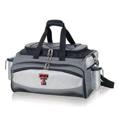 Texas Tech University Vulcan Cooler w/BBQ Grill w/Embroidery