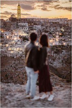 Couple Photos in Matera