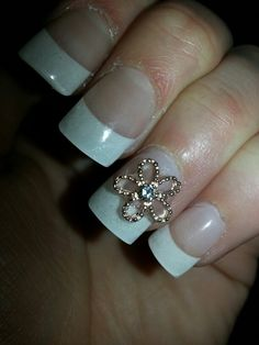 3D nail art....in love