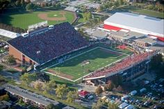 Huskie Stadium- Northern Illinois University