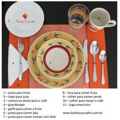Kalinka Carvalho- Blog - Como organizar a mesa de café da manhā?