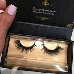 shop our luxurious custom designed lashes online www.lashbunny.com ✨ - Luxury Beauty - http://amzn.to/2hZFa13