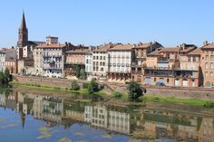 France - Montauban. The town I learnt how to speak like a Frenchie from the South. A demeng!