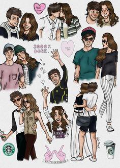 Lou & Eleanor ❤❤