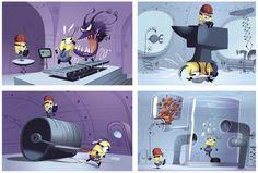 Kätyrit 1 - Banana! #sarjakuva #sarjis #egmont #minions