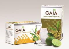 Free Sample of Gaia Tea - http://ift.tt/1SR2NJ9