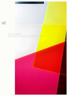 Pursuit of Happiness Poster - MASAHIRO TOZAKI | works | 2011