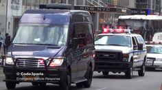 NYPD Police Counter-Terrorism Critical Response Vehicle ESU
