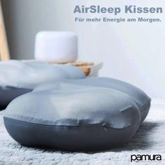 😴 AirSleep - for more energy in the morning ⚡️ Sleep problems and tiredness . - 😴 AirSleep – for more energy in the morning ⚡️ Sleep problems and tiredness are finally hi - Led Closet Light, Closet Lighting, Convertible Furniture, Deep Relaxation, Sleep Problems, Soft And Gentle, Home Decor Signs, Head And Neck, Modern Exterior