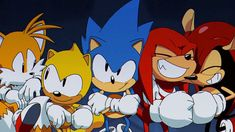 Sonic Mania's blend of classic stages and ROM-hack inspired originals created a mix tape of everything awesome, fast, and blue. The Encore DLC, released today as part of Sonic Mania Plus, embraces the mixing and matching that made the base game great. Sonic The Hedgehog, The Sonic, Sonic Art, Knuckles The Echidna, Sonic & Knuckles, Tower Defense, Nintendo Ds, Nintendo Switch, Xbox One