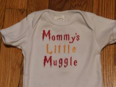 I absolutely want Sweet Pea to wear this in the picture the hospital will post to their online nursery. Pretty sure my husband won't agree to that, though.