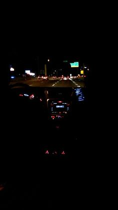 Love our late night drive …  20692fea3