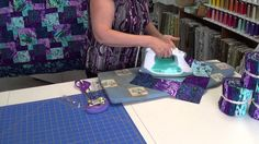 "SCROLL DOWN AND SEE THE VIDEO TUTORIAL ""The Disappearing 9 Patch"" Beginners should try to focus only on the basics when making the Quilt. It starts with cutting 5″ wide strips,  or if you choose you can use a charm pack made up of 5″ squares or purchase what is commonly called double wide Jelly …"