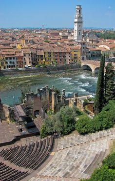 Verona, Italy, province of Verona, Veneto. Region Italy