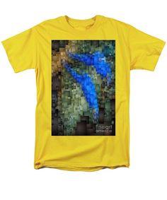 Men's T-Shirt (Regular Fit) - Something Blue...