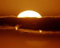 La luna esconde el sol
