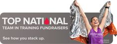 #tnt Palm beach  Top NAtional Team In Training Fundraisers. See how you stack up.