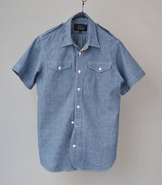 Mason Shirt | Kai D. collection