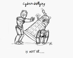 Cyber(man) Bullying