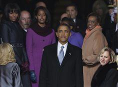 <b>Our 44th president got sworn in <i>again</i>.</b> It was a big day.