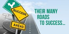 Their Many Roads to Success…read stories of our how our alumni define success in the latest issue of Engage Magazine.
