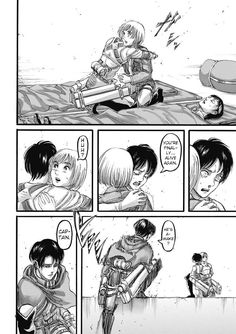 Read manga Shingeki no Kyojin Chapter 085 online in high quality >> awww…