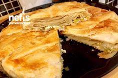 Nefis Pırasalı Börek (Muhteşem Lezzetli) Tarifi