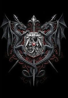 dragon crest - Google Search