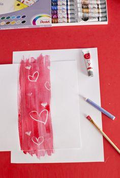 5 easy watercolor techniques #Art
