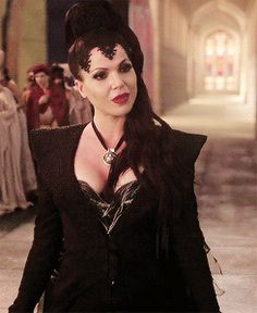Once Upon a Time- The Evil Queen ♥♥♥