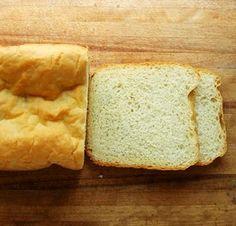 Pão de Laranja | Máquina de Pão
