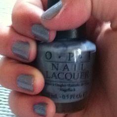 O.P.I nail polish .