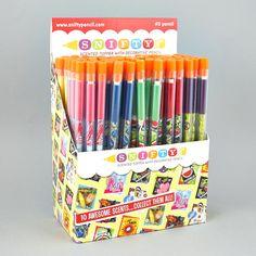 Crayons parfumés