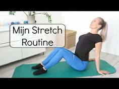 YouTube Stretch Routine, Plank Workout, Just Do It, Gym, Youtube, Stretching, Spinning, Health, Sports