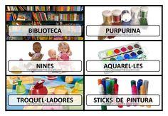 Rètols pel material d'aula - Estrella Vilar - Álbumes web de Picasa