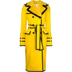 Thom Browne Classic Trench Coat With Grosgrain Tipping, Mink Fur... ($6,915) ❤ liked on Polyvore featuring outerwear, coats, thom browne, trench coats, nylon trench coat, nylon coat and lapel coat