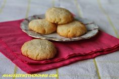An Aussie With Crohns: Coconut Cookies (SCD, Paleo, Keto)
