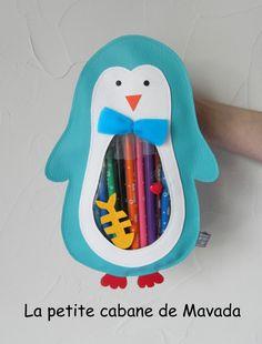 Dans le ventre du pingouin il y a...
