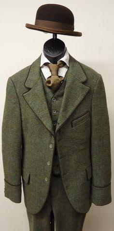Tc Choice 1860 S 1870 S P A Suit W Overcoat