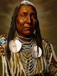 Risultati immagini per indiani d'america toro seduto