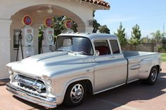 57 Chevy Pickup (1 Ton Extended Cab Dually)