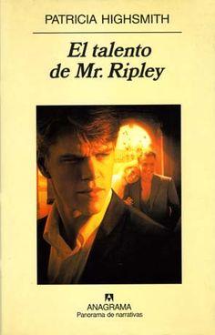 """En """"El talento de Mr. Ripley"""", la más célebre novela de Patricia Highsmith, aparece su más fascinante personaje: el inquietante y amoral Tom Ripley, figura prototípica de un género que Patricia Highsmith ha inventado, que se sitúa entre la novela policíaca y la novela negra, entre Graham Greene y Raymond Chandler, donde el más trepidante suspense se aúna a un vertiginoso análisis psicológico."""