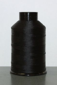Braided Poly Thread Brown Size 277 Bonded 1 lb for leather upholstery and more
