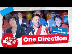 10 Years Of One Direction: Watch Party | Capital - YouTube