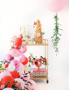 Bright   Beautiful Party Inspiration
