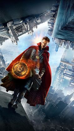 Doctor Strange (2016) Phone Wallpaper | Moviemania
