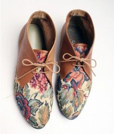 20 Zapatos hipsters que le darán un nuevo toque a tu look Hipsters, Boots Cowboy, Western Boots, Cute Shoes, Me Too Shoes, Hipster Shoes, Paris Mode, Louboutin, Mode Vintage