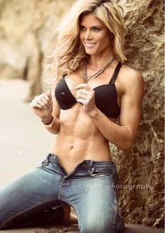 Former WWE Diva Torrie Anne Wilson
